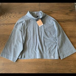 The North Face Outerlands Funnel Neck Waffle Top